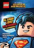 LEGO DC COMICS SUPER HEROES GRAN LIBRO ACTIVIDADES SUPERHEROES