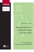 NICANDRI THERIACA: TRADUCCIÓN LATINA EN VERSO (1552).