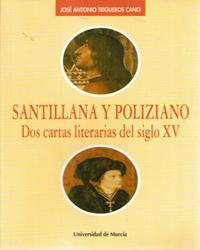 SANTILLANA Y POLIZIANO CARTAS LITERARIAS S XV