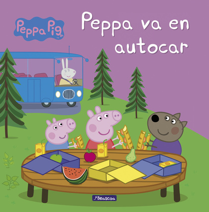 PEPPA VA EN AUTOCAR (PEPPA PIG. PRIMERAS LECTURAS 11).