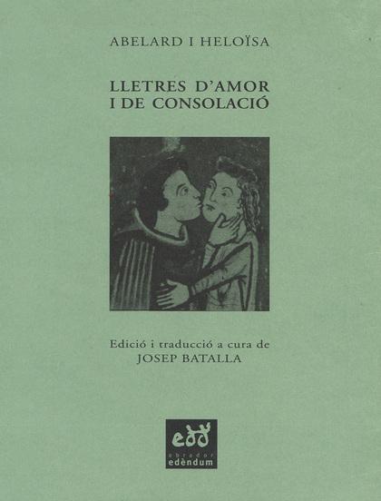 LLETRES D´AMOR I DE CONSOLACIÓ