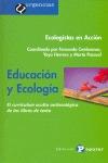 EDUCACIÓN Y ECOLOGÍA. EL CURRÍCULUM OCULTO ANTIECOLÓGICO DE LOS LIBROS DE TEXTO