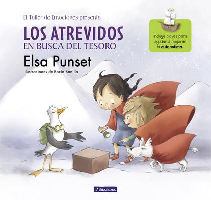 LOS ATREVIDOS EN BUSCA DEL TESORO (EL TALLER DE EMOCIONES 2). INCLUYE CLAVES PARA AYUDAR A MEJO