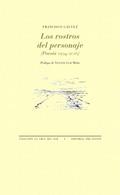 LOS ROSTROS DEL PERSONAJE                                                       POESÍA 1995-200