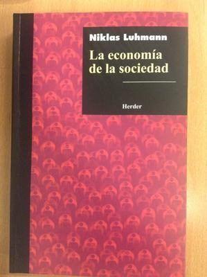 LA ECONOMÍA DE LA SOCIEDAD.