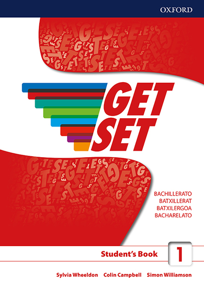 GET SET 1. STUDENT´S BOOK