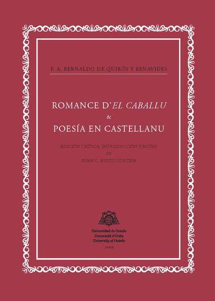 ROMANCE D´EL CABALLU & POESÍA EN CASTELLANU.