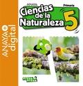 CIENCIAS DE LA NATURALEZA 5. PRIMARIA. ANAYA + DIGITAL..