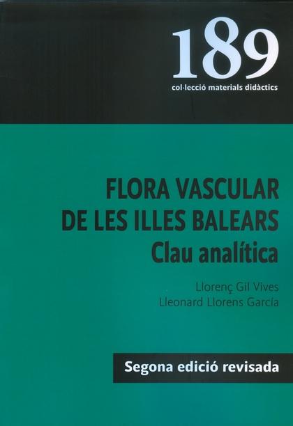 FLORA VASCULAR DE LES ILLES BALEARS. CLAU ANALÍTICA