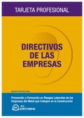 DIRECTIVOS DE LAS EMPRESAS