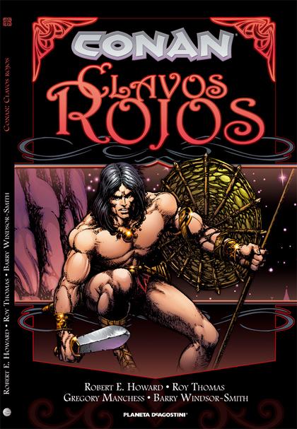 CONAN: CLAVOS ROJOS.