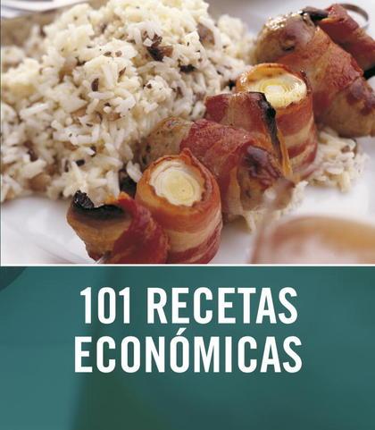 101 RECETAS ECONÓMICAS