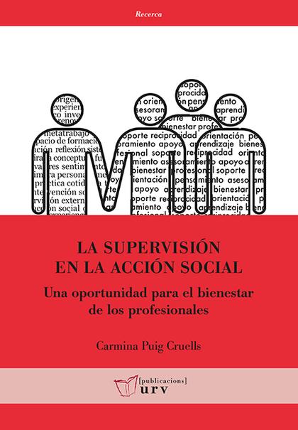 LA SUPERVISIÓN EN LA ACCIÓN SOCIAL                                              UNA OPORTUNIDAD