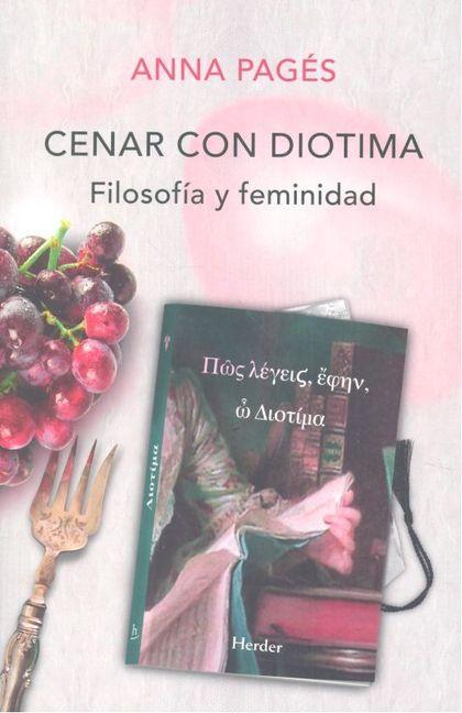 CENAR CON DIOTIMA. FILOSOFÍA Y FEMINIDAD