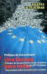 Una Europa para todos