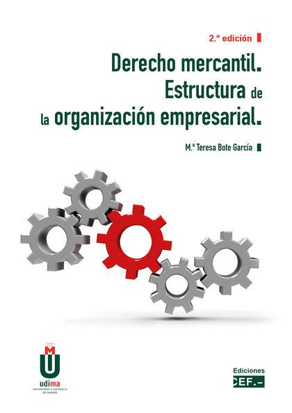 DERECHO MERCANTIL. ESTRUCTURA DE LA ORGANIZACION EMPRESARIAL 2021.