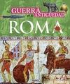 ATLAS ILUSTRADO DE LA GUERRA EN LA ANTIGÜEDAD ROMA