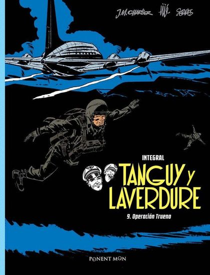 TANGUY Y LAVERDURE INTEGRAL 9
