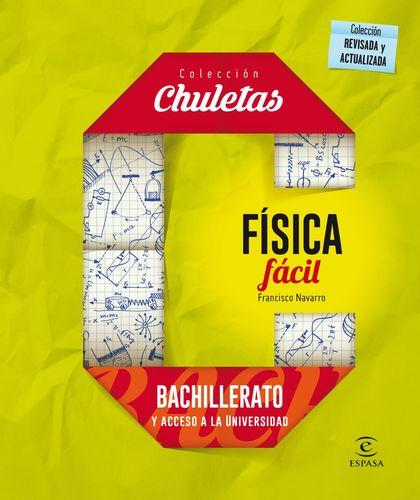 FÍSICA FÁCIL PARA BACHILLERATO.