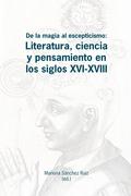 DE LA MAGIA AL ESCEPTICISMO                                                     LITERATURA, CIE