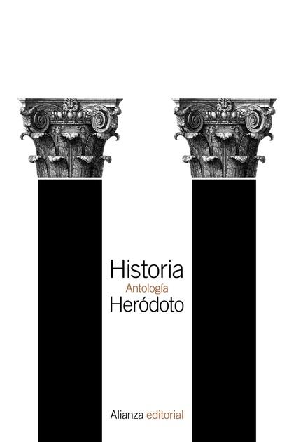 HISTORIA. ANTOLOGÍA