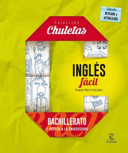 INGLÉS FÁCIL PARA BACHILLERATO.