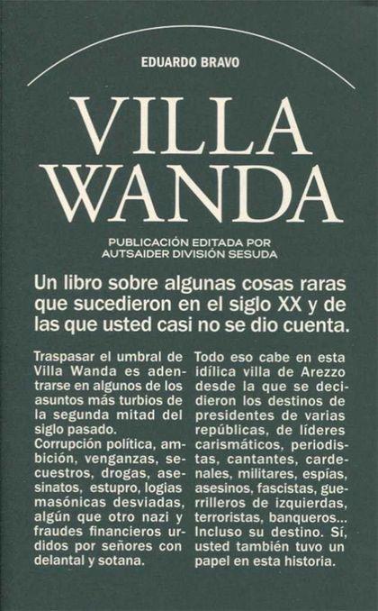 VILLA WANDA.