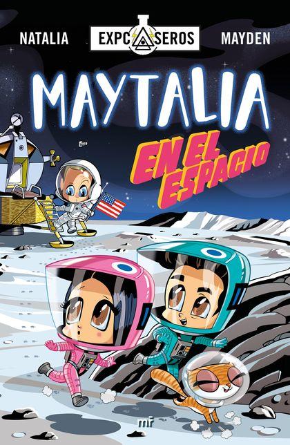 MAYTALIA EN EL ESPACIO.