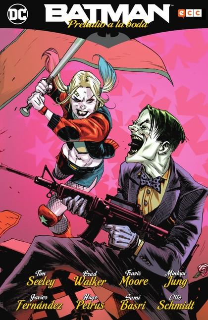 BATMAN: PRELUDIO A LA BODA.