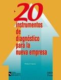 20 INSTRUMENTOS DE DIAGNÓSTICO PARA LA NUEVA EMPRESA