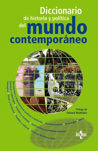 Diccionario de historia y política del mundo contemporáneo