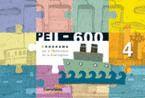 PEI - 600, PROGRAMA PER A L´ESTIMULACIÓ DE LA INTEL·LIGÈNCIA, 1 EDUCACIÓ PRIMÀRIA. QUADERN 4