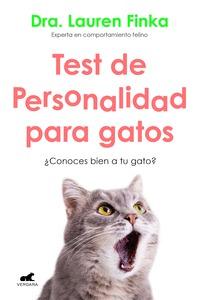 TEST DE PERSONALIDAD PARA GATOS. ¿CONOCES BIEN A TU GATO?