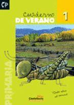 CUADERNO DE VERANO, 1 EDUCACIÓN PRIMARIA