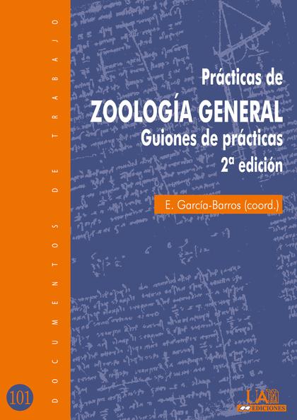 PRÁCTICAS DE ZOOLOGÍA GENERAL: GUIONES DE PRÁCTICAS
