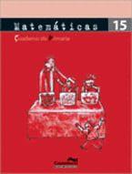 MATEMÀTIQUES, EDUCACIÓ PRIMÀRIA. QUADERN 15