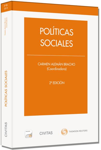 POLÍTICAS SOCIALES (PAPEL + E-BOOK).
