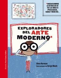 EXPLORADORES DEL ARTE MODERNO