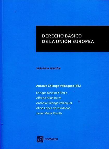 DERECHO BÁSICO DE LA UNIÓN EUROPEA