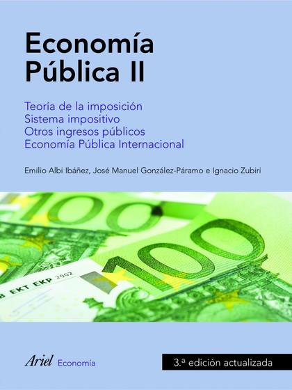 ECONOMIA PUBLICA II.