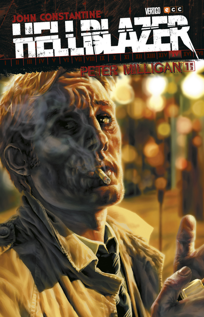 HELLBLAZER: PETER MILLIGAN VOL. 01.