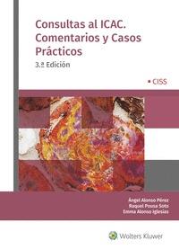 CONSULTAS AL ICAC. COMENTARIOS Y CASOS PRÁCTICOS (3.ª EDICIÓN).