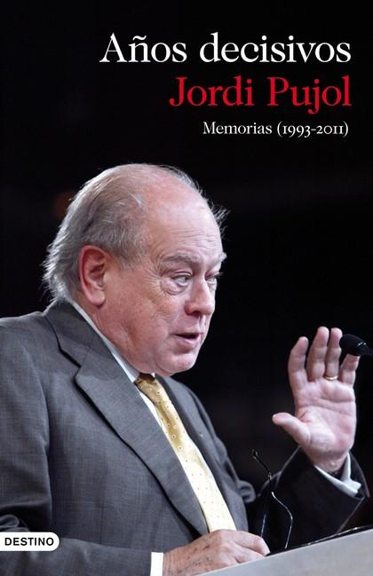 MEMORIAS (1993-2011). AÑOS DECISIVOS.