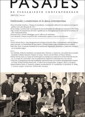 INTELECTUALES Y COMPROMISOS EN LA ÉPOCA CONTEMPORÁNEA. PASAJES, 58