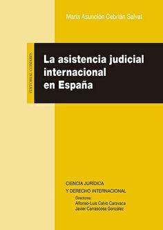 ASISTENCIA JUDICIAL INTERNACIONAL.