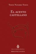 EL ACENTO CASTELLANO