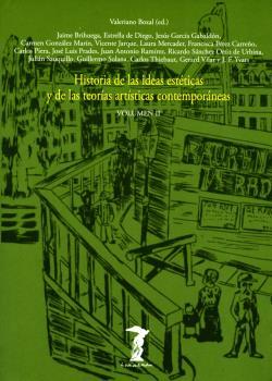 HISTORIA IDEAS ESTETICAS II TEORIAS ARTISTICAS CONTEMPORANEAS
