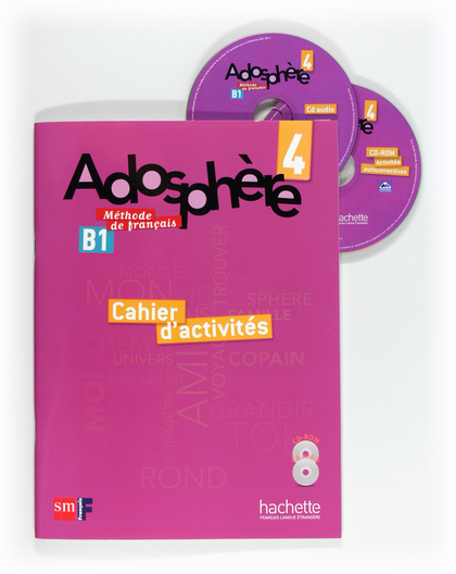 ADOSPHÈRE, 4 ESO. CAHIER D´ACTIVITÉS