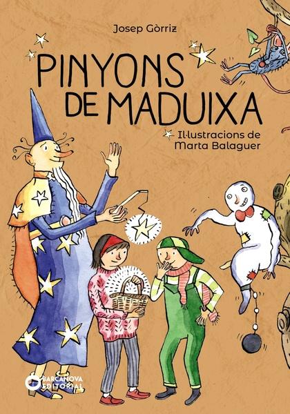 PINYONS DE MADUIXA.