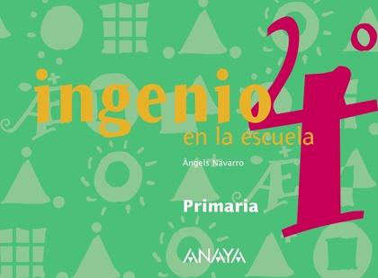 INGENIO EN LA ESCUELA, 4 EDUCACIÓN PRIMARIA, 2 CICLO